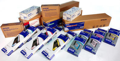 epson photo papers