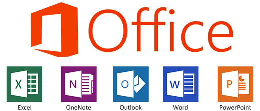 Microsoft Office Family Word Excel Powerpoint Outlook